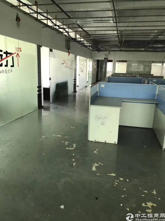 沙井新桥独院厂房7900平米出租