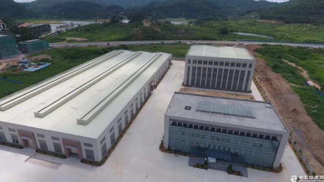 黄江高速附近临近深圳红本厂房