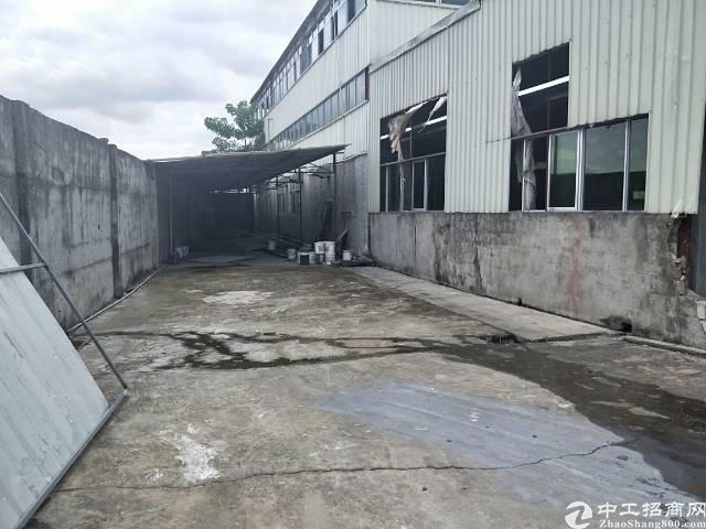 龙岗独门独院1000平厂房可做小污染