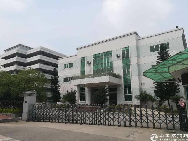 高埗镇带红本独院标准厂房19000平
