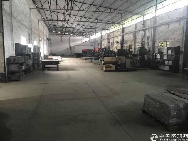 万江中心单一层钢构转租厂房
