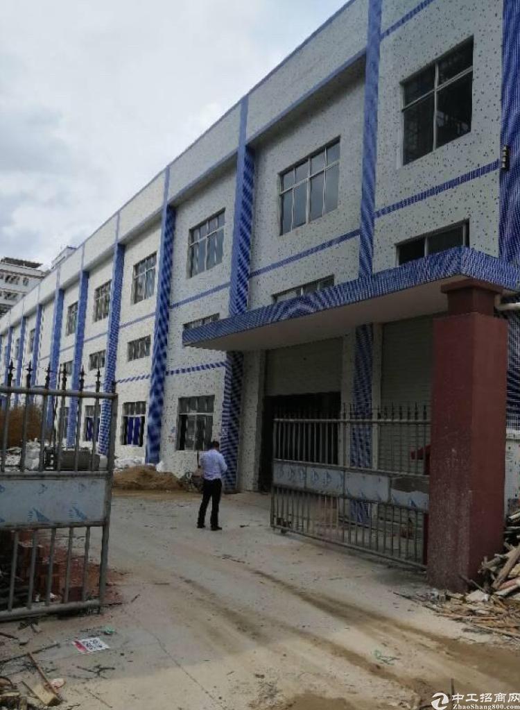 独院二层共5800平全新标准厂房