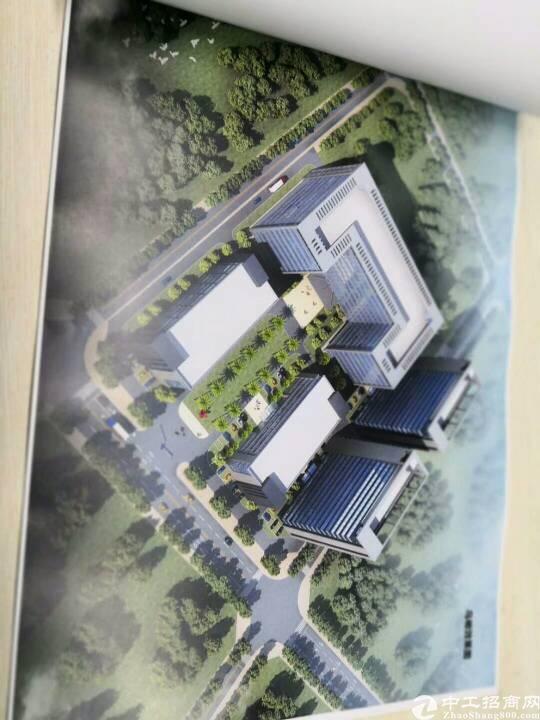 南京江宁区200亩工业土地出售