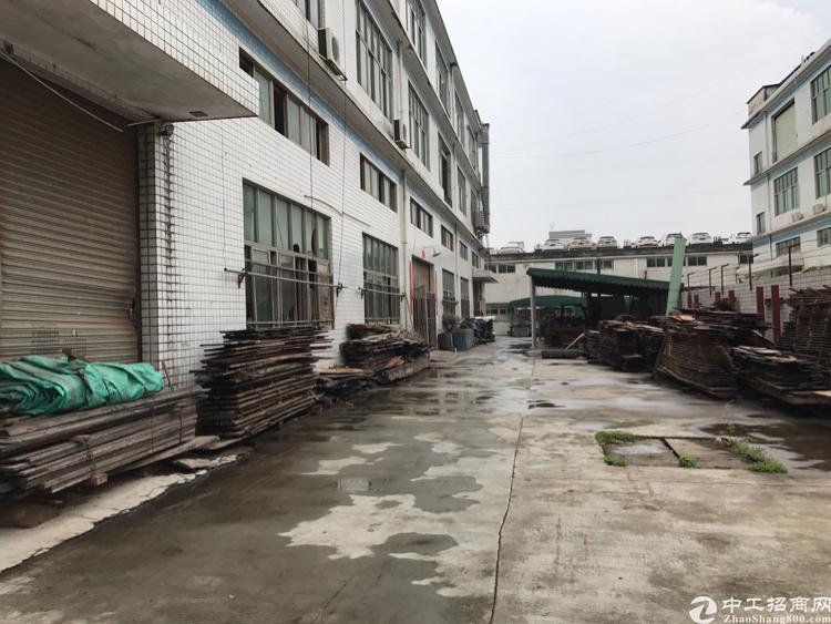 深圳平湖原房东独院厂房招租4450平