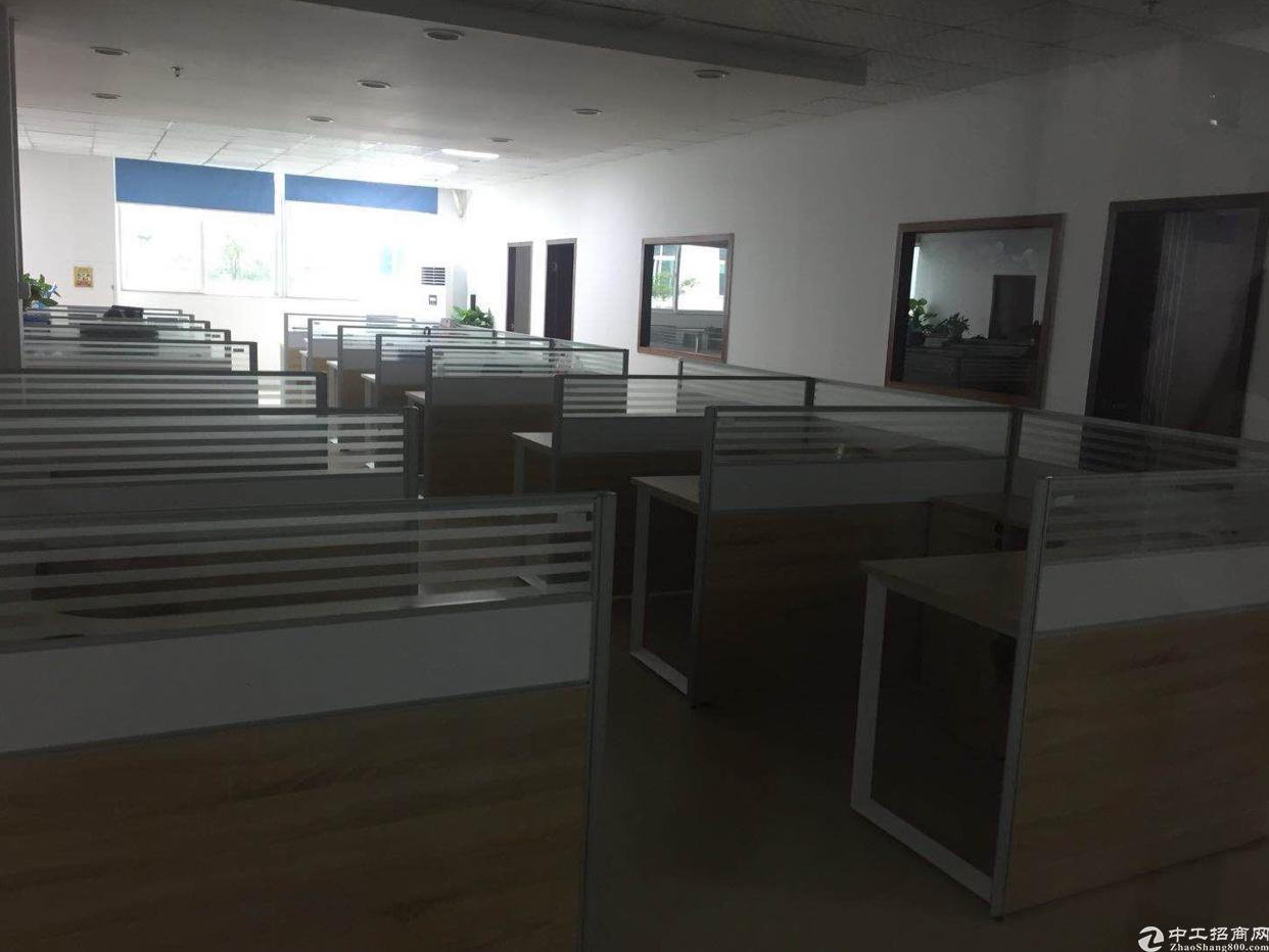 塘头新出2000平米厂房一楼二楼都有,可分租,带装修。