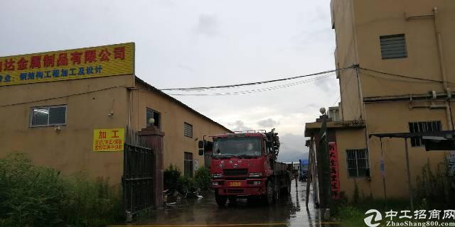 惠州镇隆独门独院1860平钢构厂房
