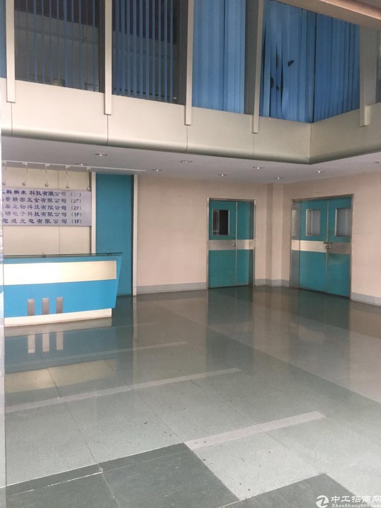 长安镇乌沙新出一楼1200平带行车厂房出租