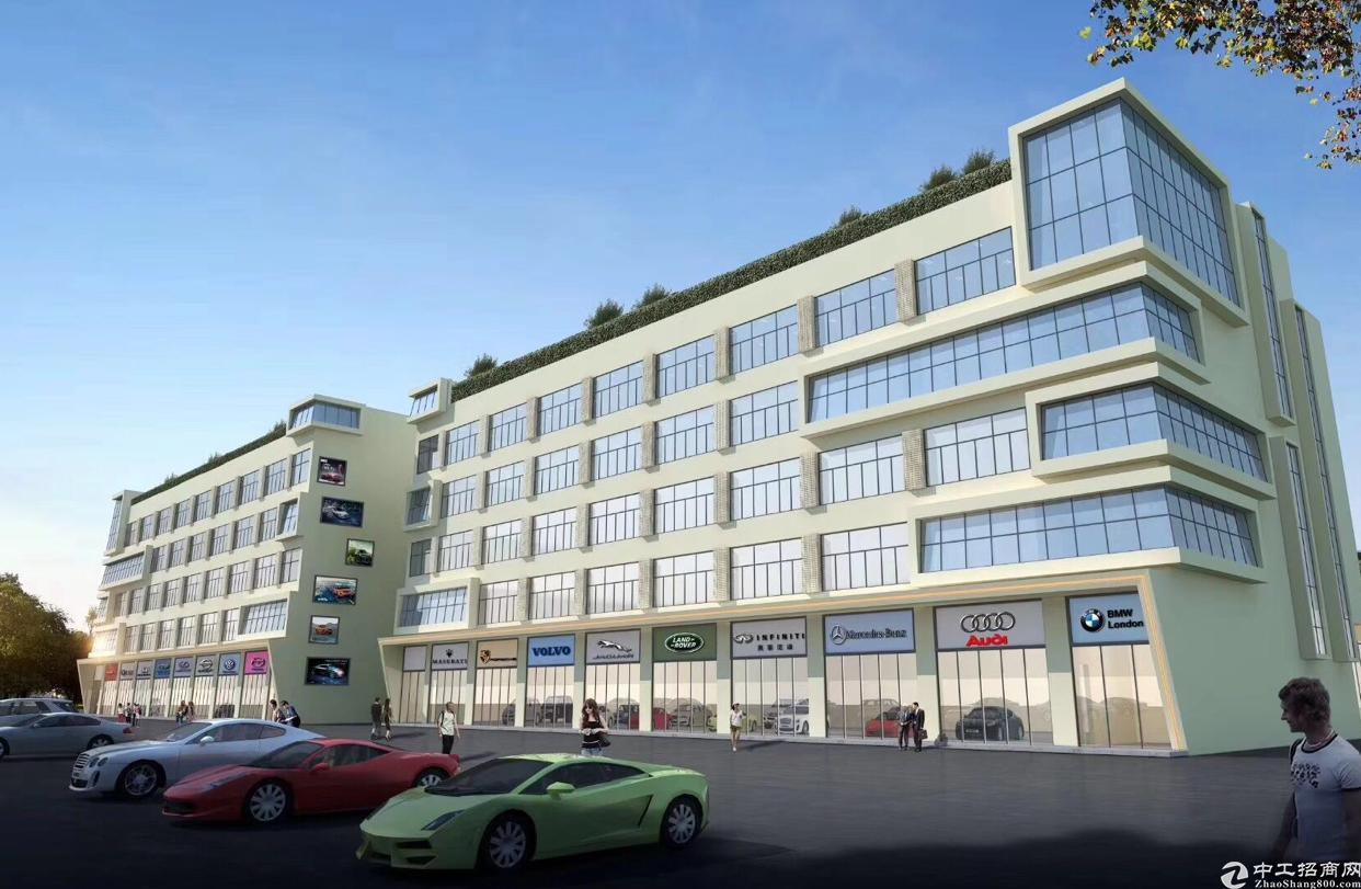 布吉丹竹头地铁站附近独院厂房写字楼28090平方大小分租