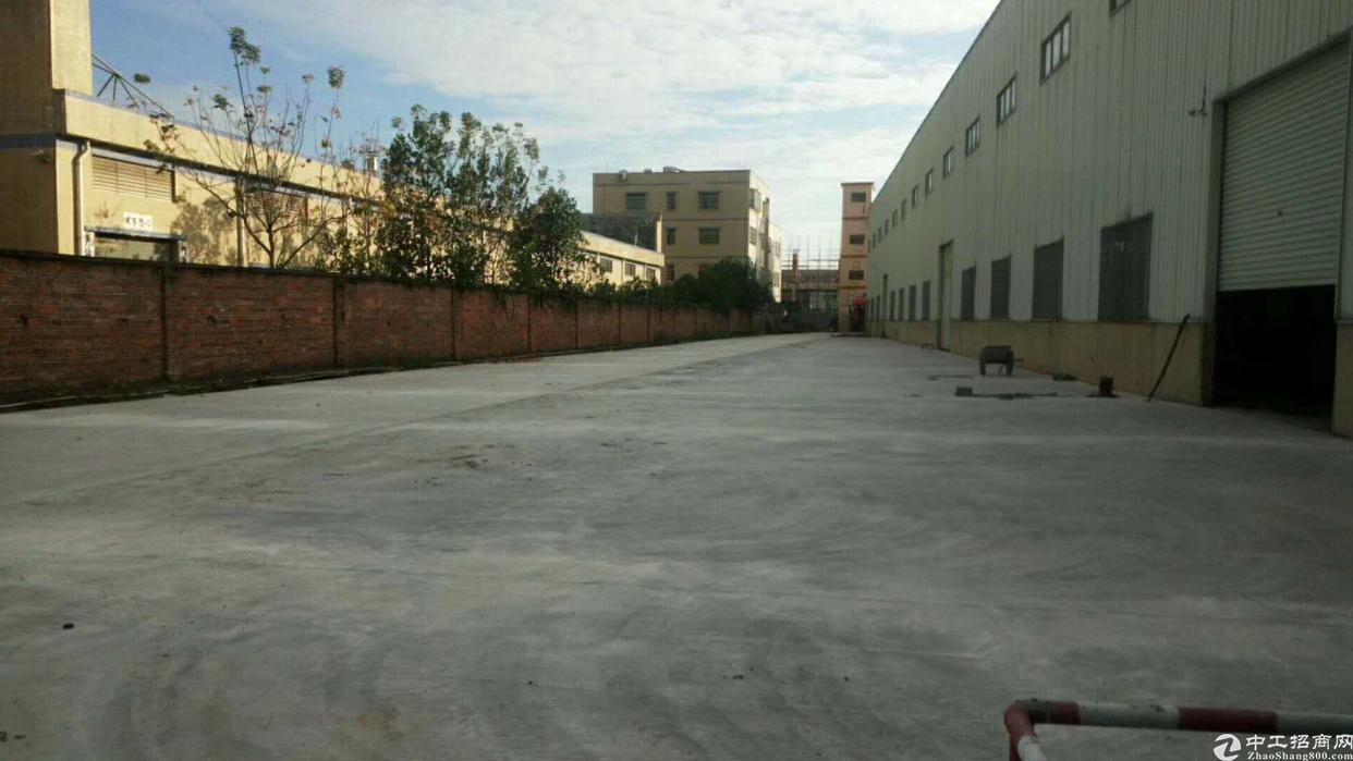 惠州沥林3100平十米高钢构业主诚意出售