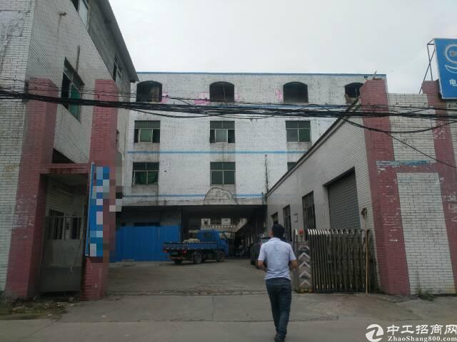 大岭山镇独门独院标准厂房可办环评