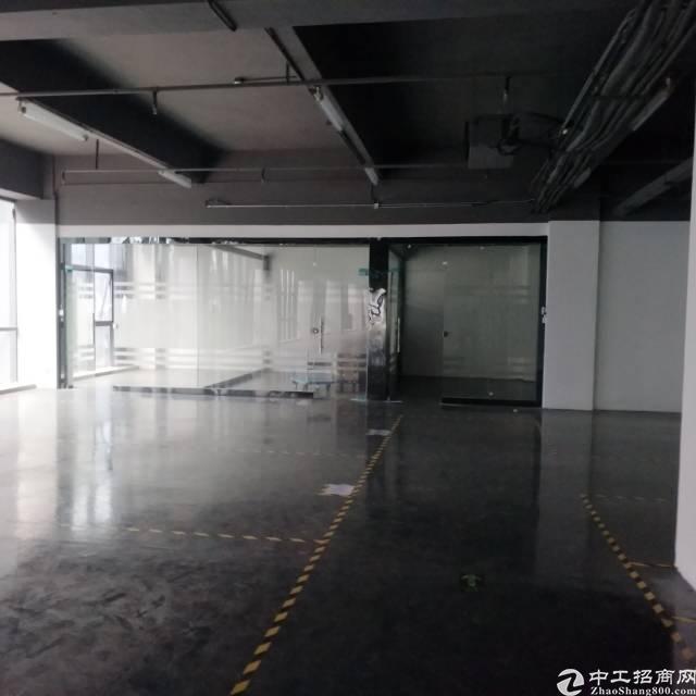 福永观湖精装写字楼特价出租