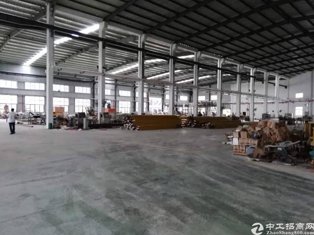 惠阳区秋长镇原房东钢构厂房出租