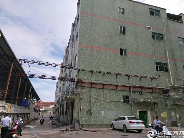 深圳沙井庄村工业路附近新出独栋8000平方厂房出租