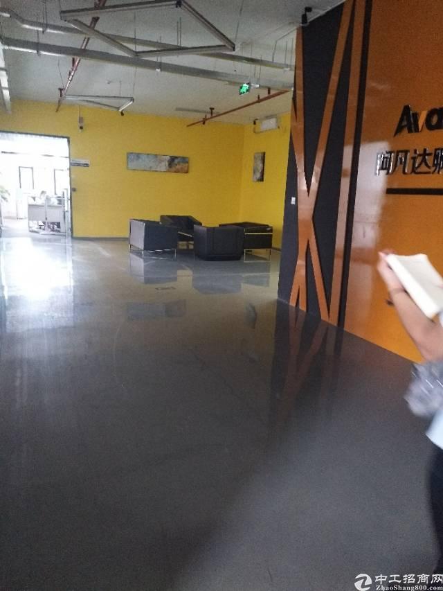 出租沙井地铁站精装写字楼带货梯