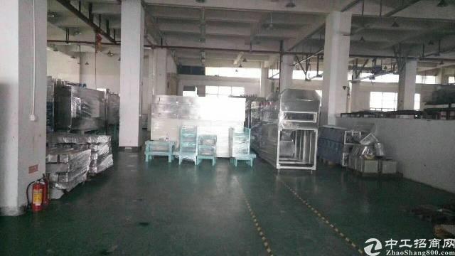 业硕丰最新盘源: 深圳宝安重工业厂房可分租