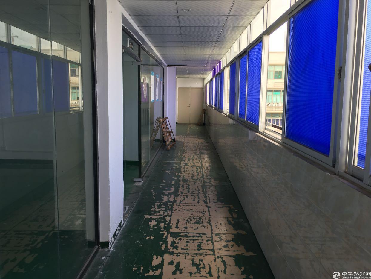 清湖地铁站厂房出租1000平带隔间
