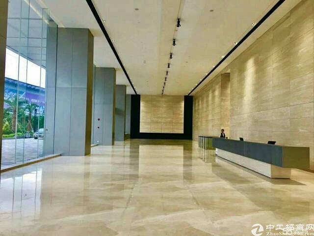 龙岗区平湖华南城精装修写字楼出租3000平米