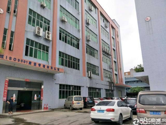 公明楼村新出二楼2400平方重工业厂房