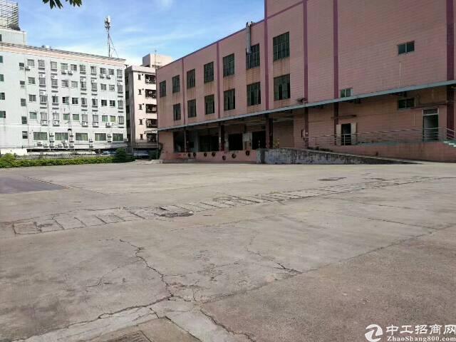 深圳零距离新出带卸货平台厂房约5万