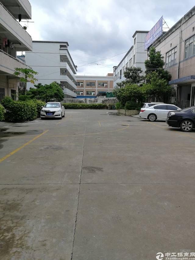 凤岗镇五联新出带办公室、行车标准厂房1楼350平
