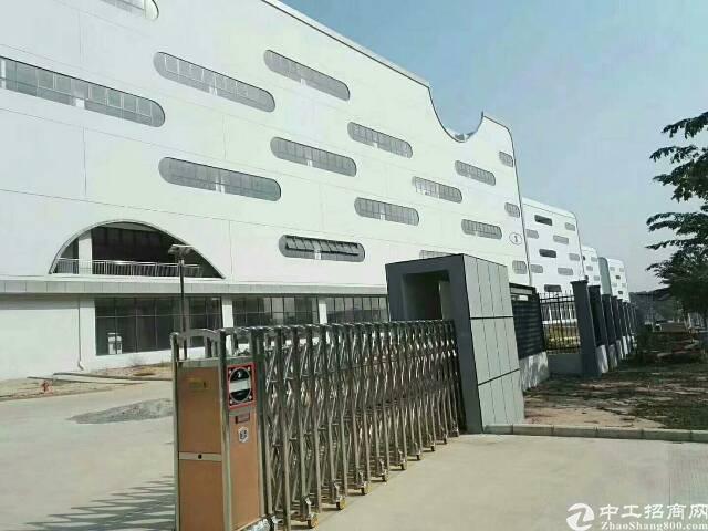 坪山保税区 120000平厂房仓库和办公楼出租 《可分租》