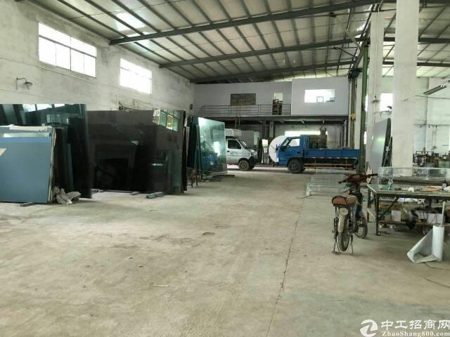 惠阳三和经济开发区大工业区新出独栋厂房10000平米招租