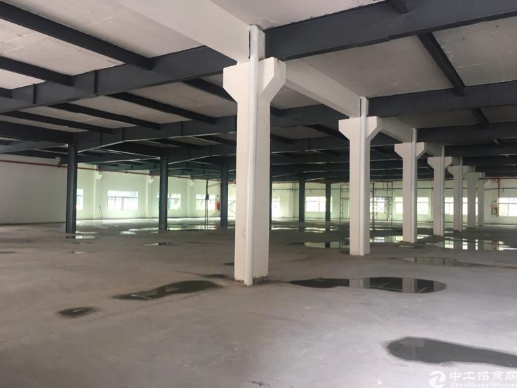 观澜福民1.2楼8000平米适合做物流仓库等