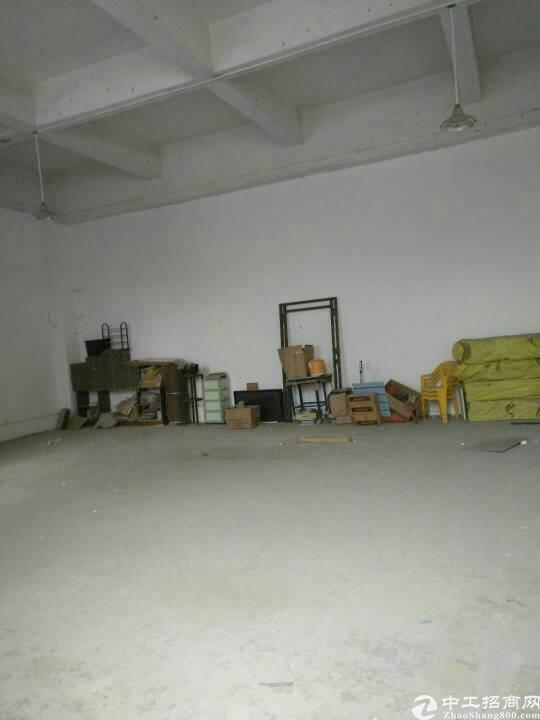 高埗镇二楼水泥结构标准厂房出租