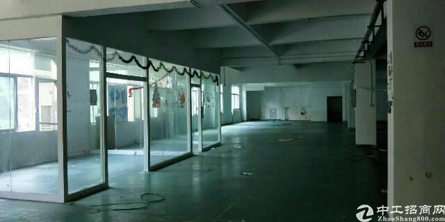 平湖上木古二楼标准厂房出租