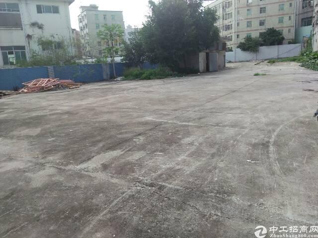 观澜一楼超高标准厂房出租(大小随意分租)