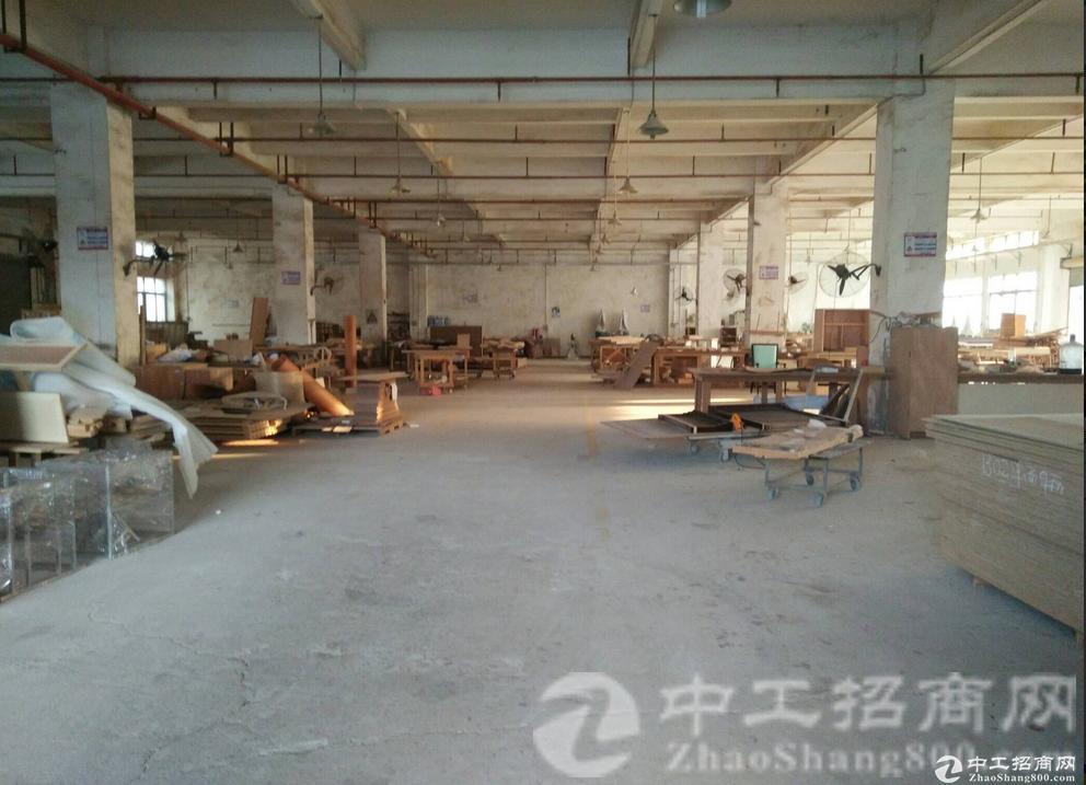 东城标准厂房一楼2300平出租