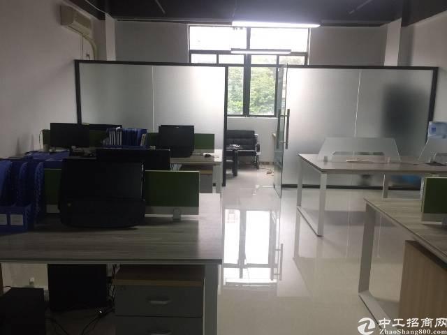 银田工业区新出1800带家私写字楼