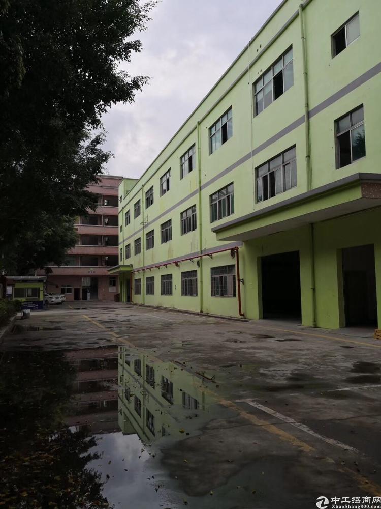 观澜黎光工业区独院4200平米带装修