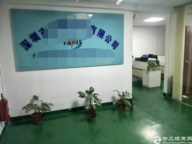 出租福永和平简装办公室加生产车间480