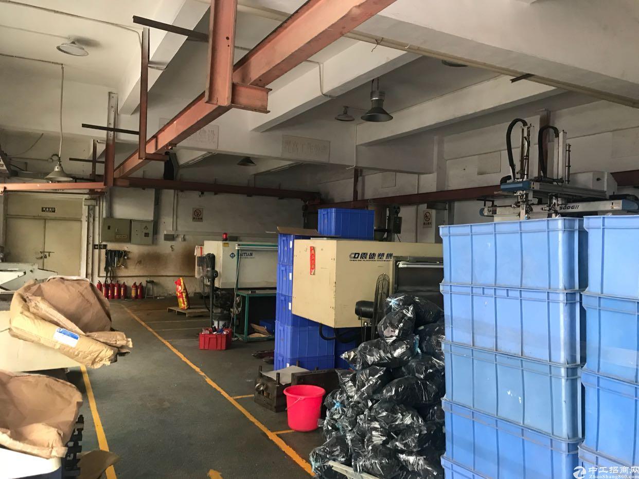 沙井南环路一楼标准厂房600平