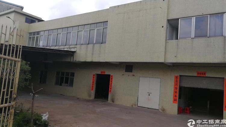 园洲独院厂房,(可办环评)大空地带精装办公室,高速口5分钟车
