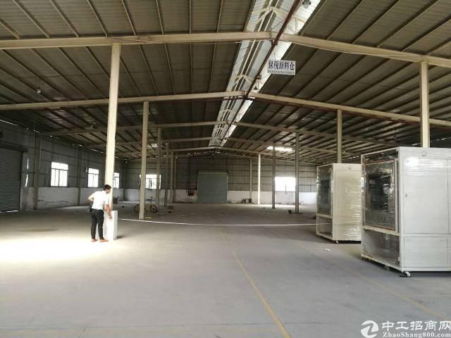 沙井明包厂房1700平方合同6年非常优惠