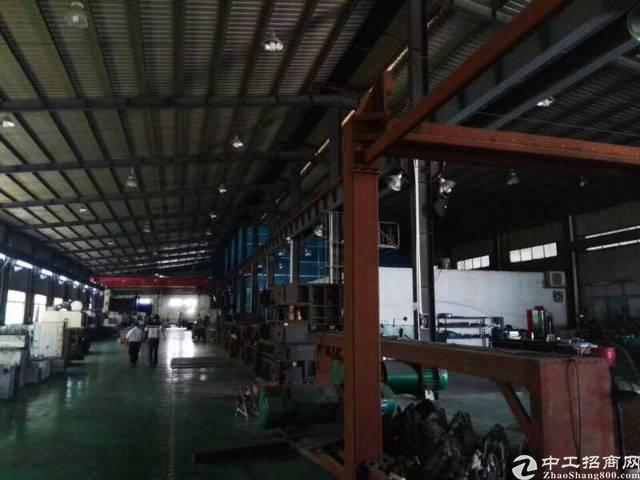 独院钢构厂房出租