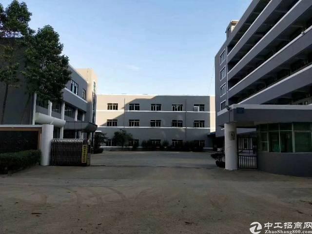 沙井庄村楼上580平方带豪华装修厂房