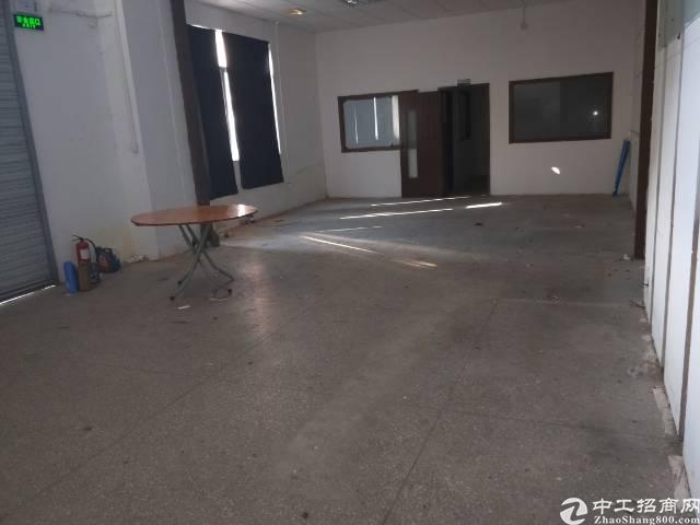 西乡黄田三力工业园楼上800平标准厂房出租