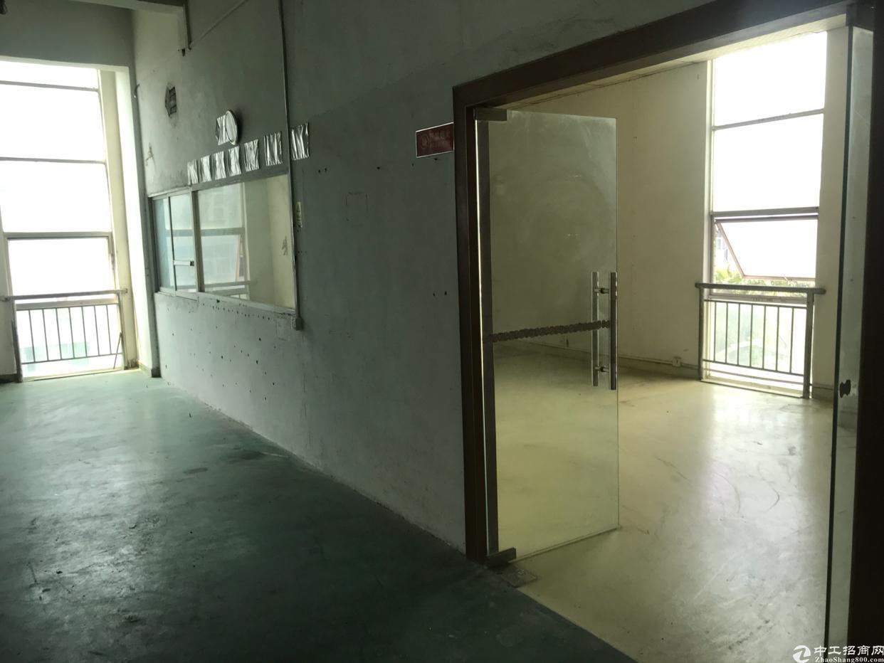 石岩北环路新出楼上260平米,370平米厂房出租,原房东
