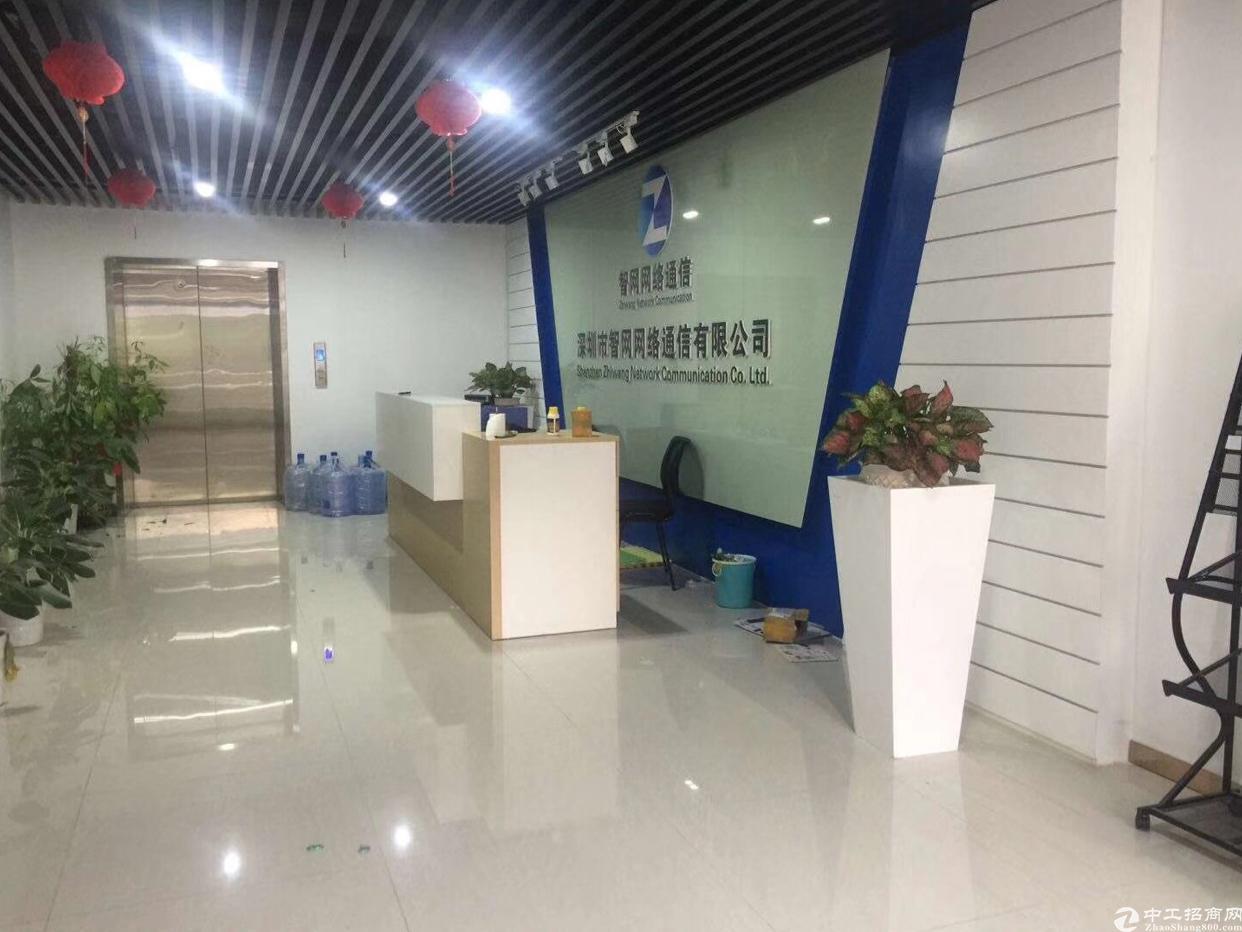 福永地铁口写字楼出租写字楼200平
