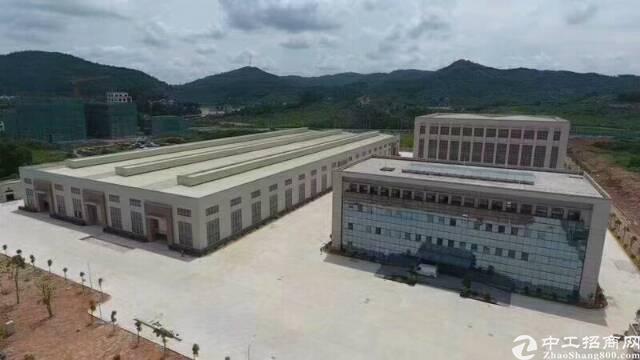 租厂房不如买厂房广州新出原房东厂房70000平米