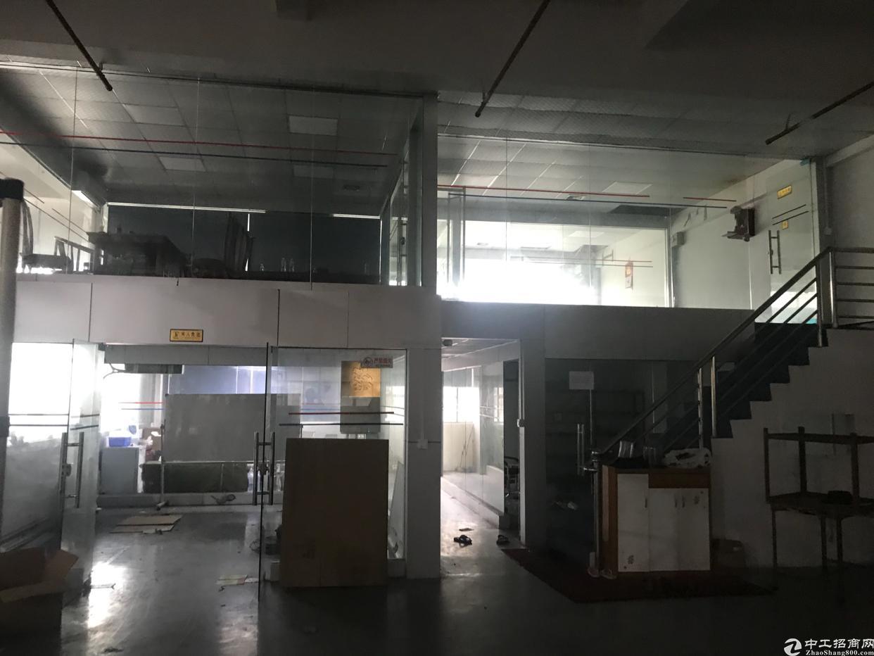 东莞清溪镇中心原房东带喷淋行车一楼滴水6米
