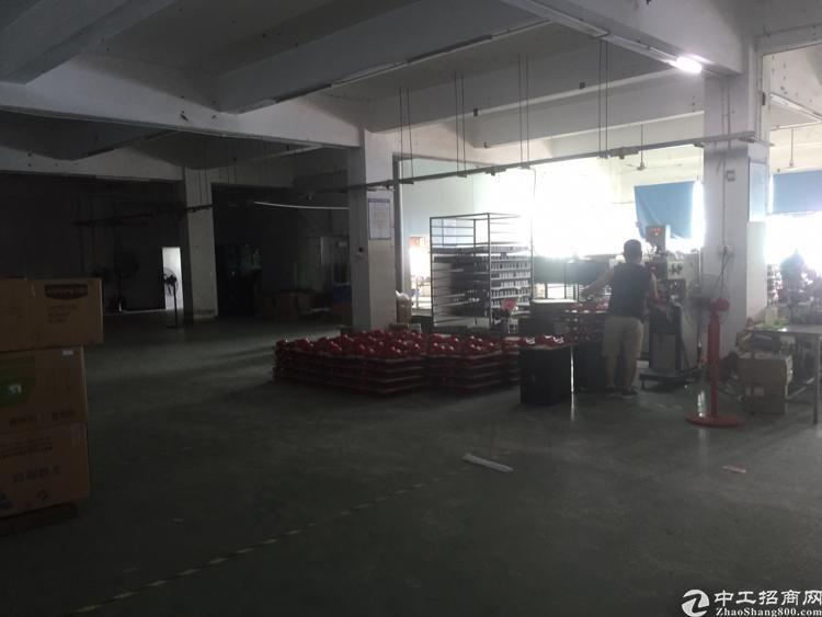 沙井洪田重工业厂房出租400平