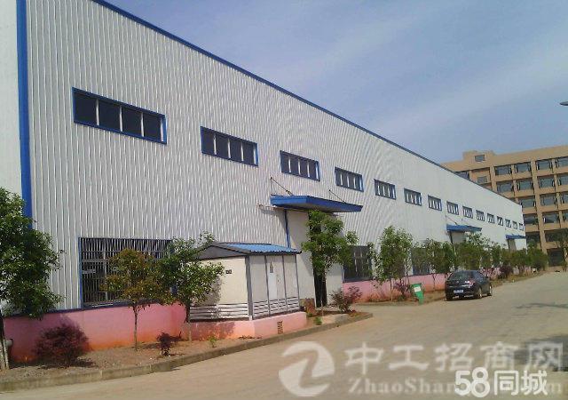 原房东独村栋单一层钢构1360平方现成办公室装修
