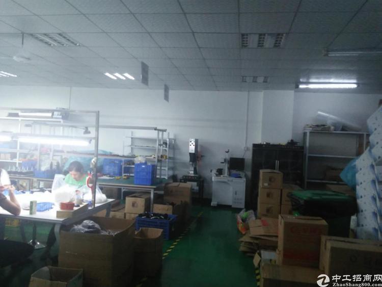 观澜福民大型工业区小厂房
