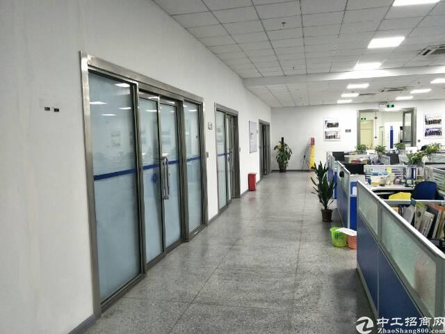 西丽一楼可做检测1500平写字楼出租