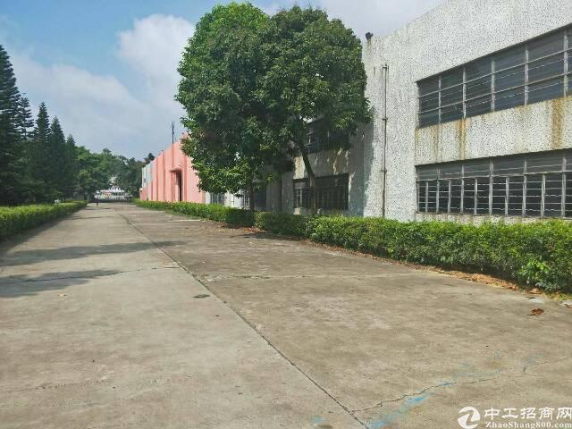 长安358省道新出单一层6000平米厂房出租。