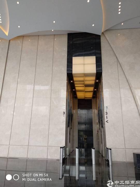 (出租)宝安中心区 宝中卓、越时代586平电梯口 豪装看海